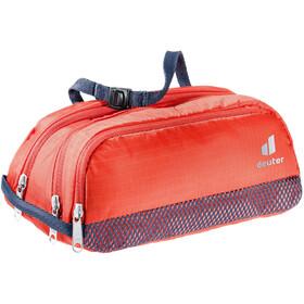 deuter Wash Bag Tour II Toiletry Bag, rood
